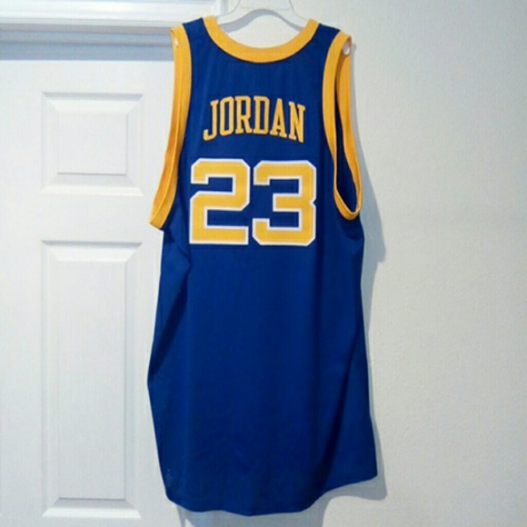 Throw Back Michael Jordan High School Jersey 0eb81f0d2cf2